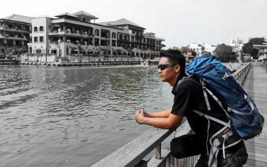 Backpacking To Melaka