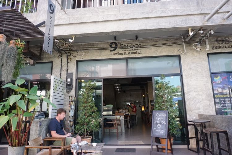 9th Street Cafe - Chiang Mai