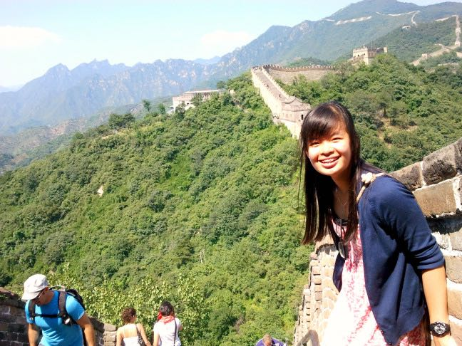 Di Great Wall of China