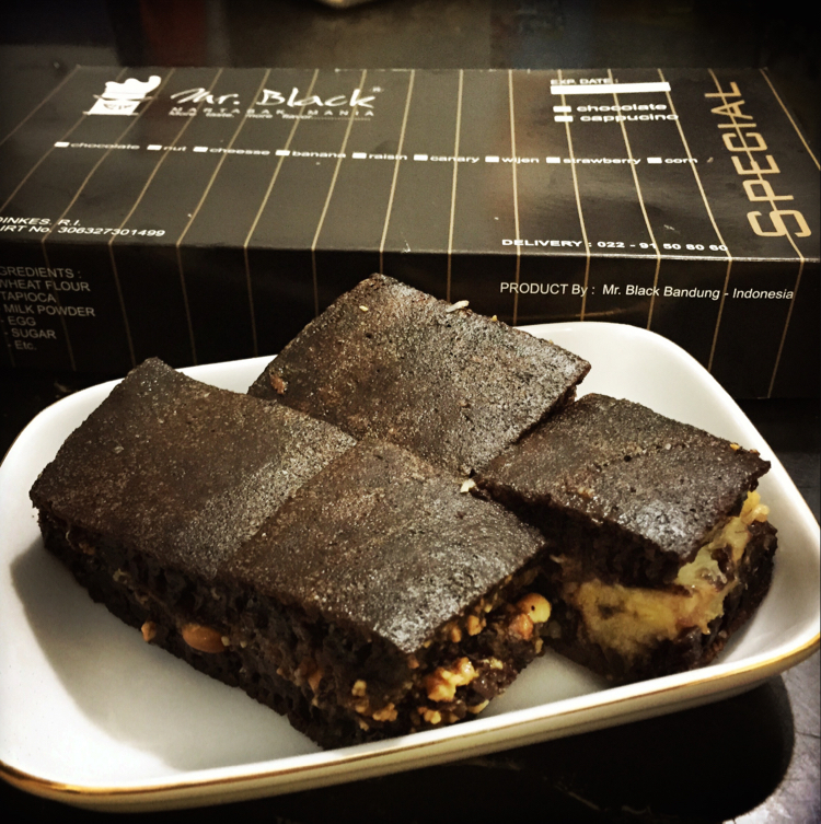 Martabak Mr Black