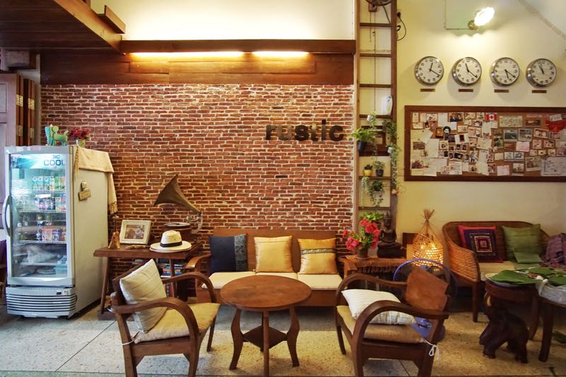 Rustic Guest House, Chiang Mai