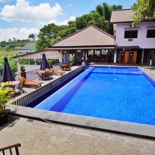 The Valley Resort Bandung Kolam Renang