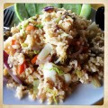 Makanan di Laos - Fried Rice
