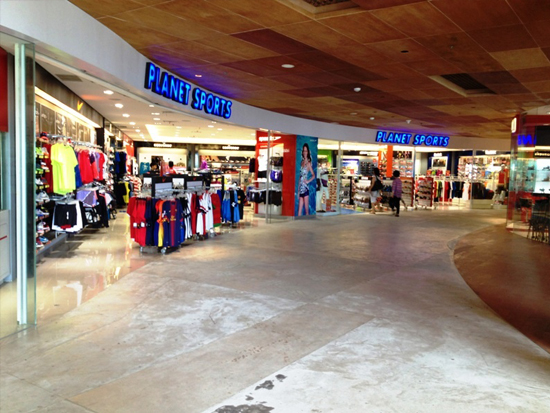 Sport Attire in Beachwalk Bali