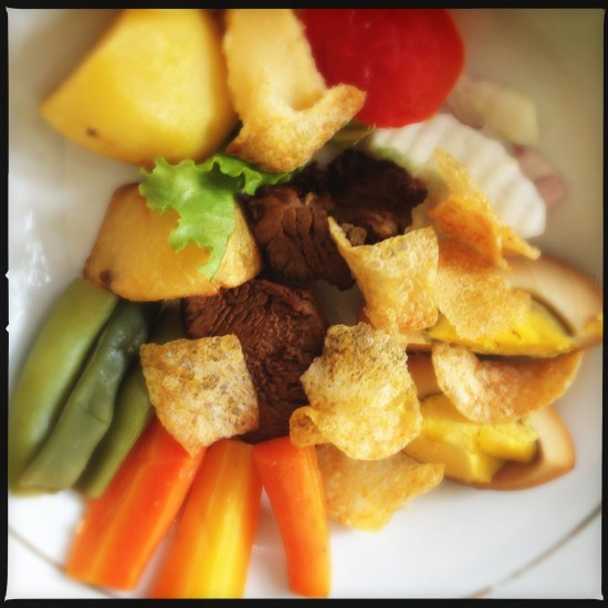 Selat is a classic Solo dish