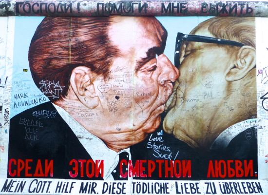 East Side Gallery 9