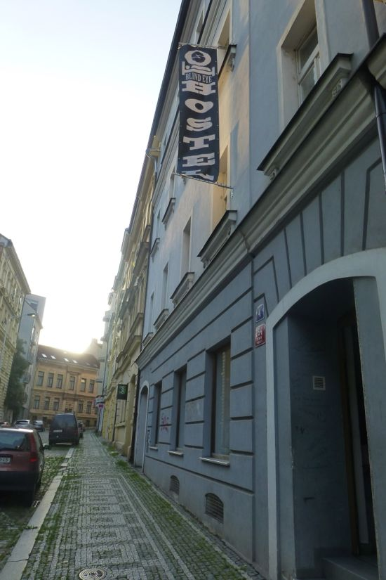 Blind Eye Hostel, Prague
