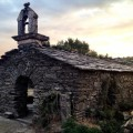 Church on the Camino between Fonfria & Calvor