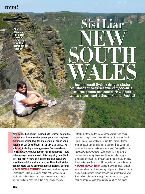 New South Wales - Majalah Joy - Mei 2014
