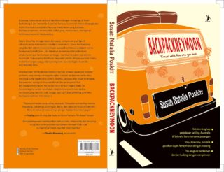 Backpackneymoon - Bentang Pustaka - 2016