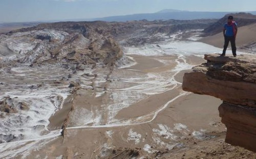 Di Moon Valley, Atacama Desert, Chile
