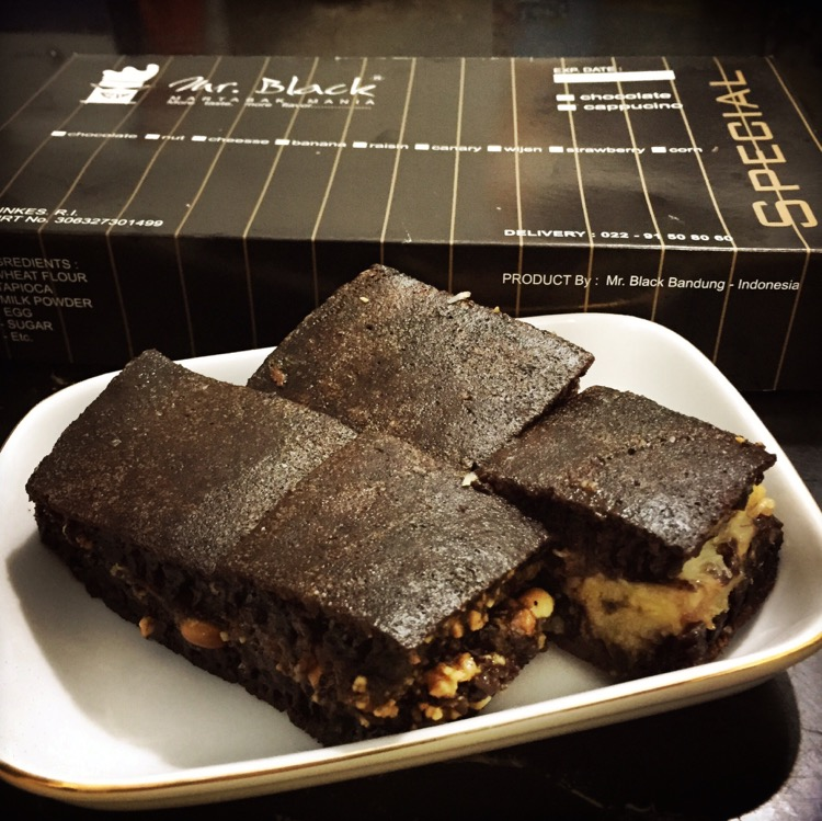 Martabak Coklat Mr. Black
