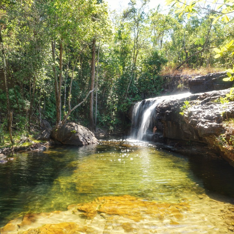 Litchfield National Park - The Cascades