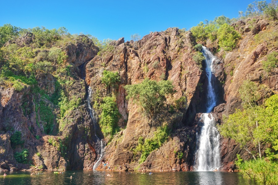 Litchfield National Park - Wangi Falls
