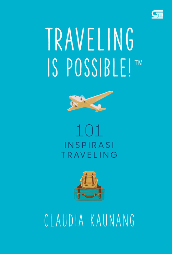 Buku Traveling is Possible