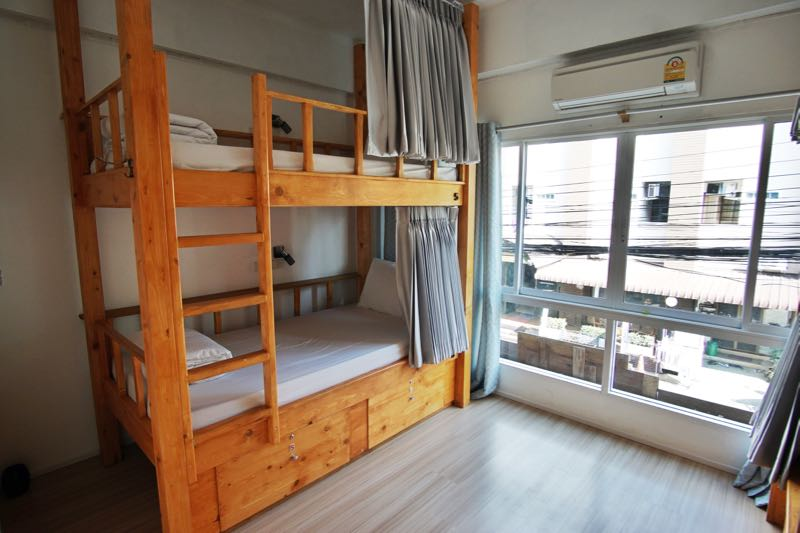 Bunk Boutique Hostel, Chiang Mai
