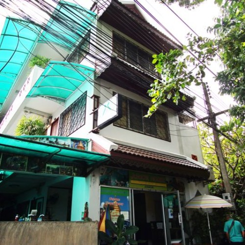 Junior Guesthouse, Chiang Mai
