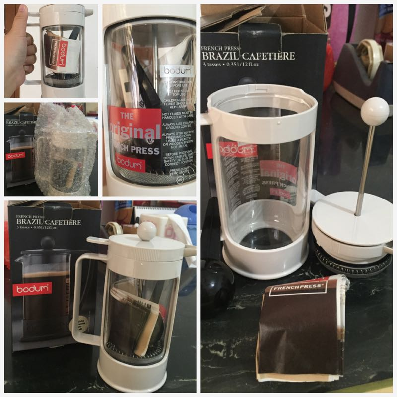Garage Sale - Bodum
