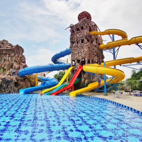 Cirebon Waterland slides