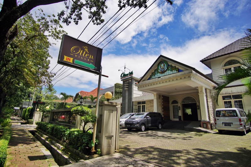 Review ottenville boutique guesthouse bandung for Boutique hotel 2016