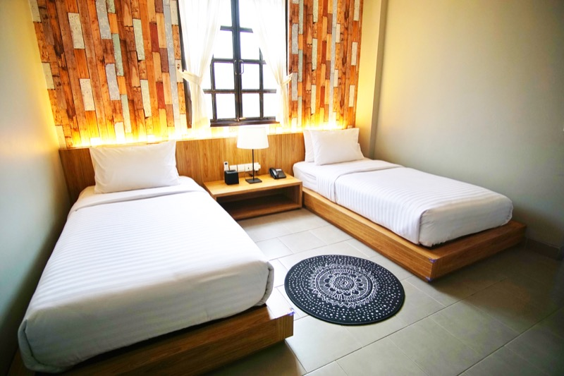 Triple Seven Bed & Breakfast Bandung Kamar Single