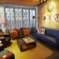 Triple Seven Bed & Breakfast Bandung Lobby