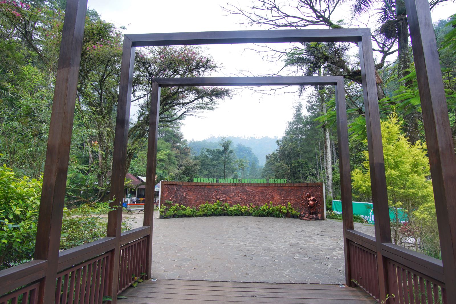 Maribaya Natural Hotspring Resort