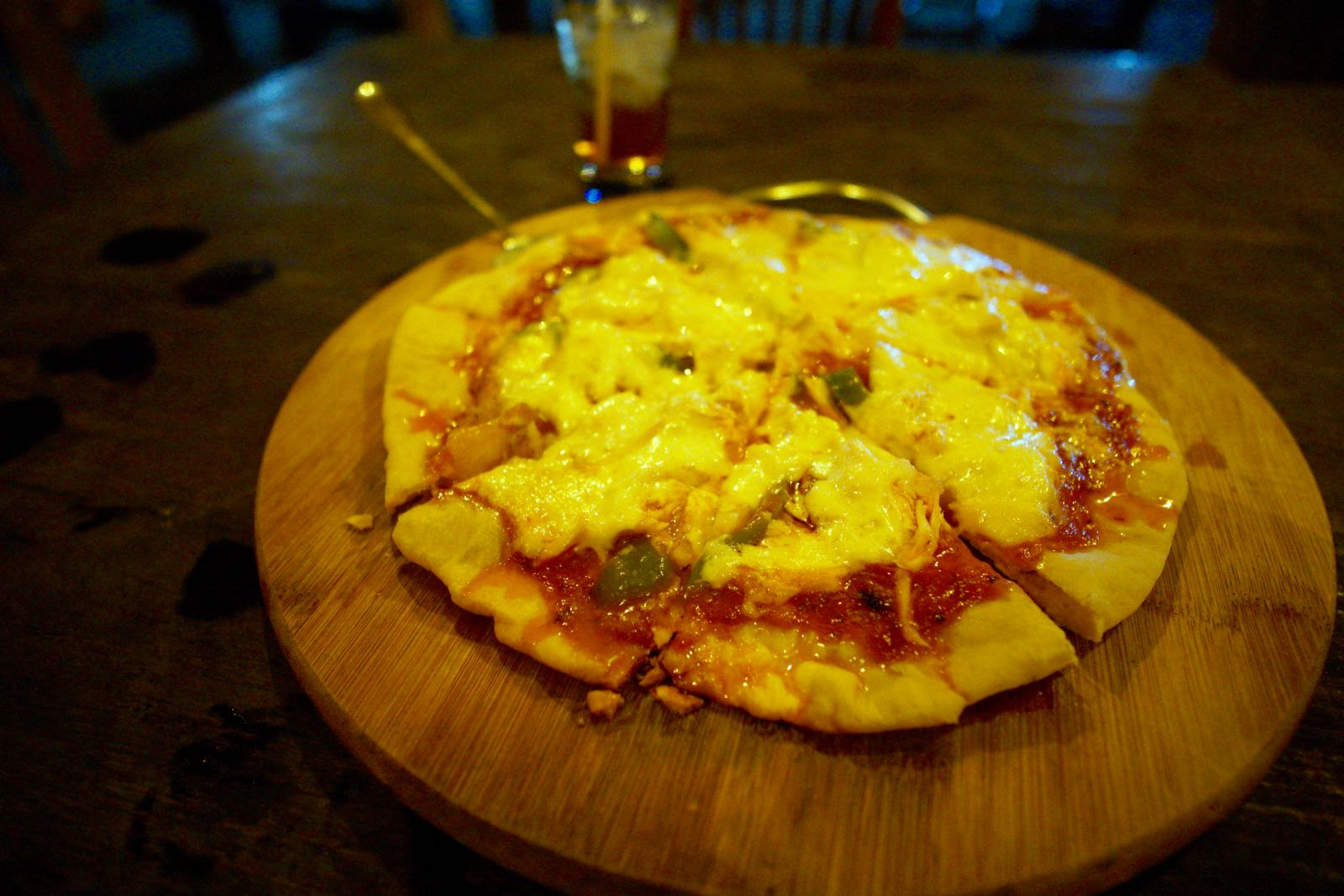 Mungil Steak House, Pangandaran pizza