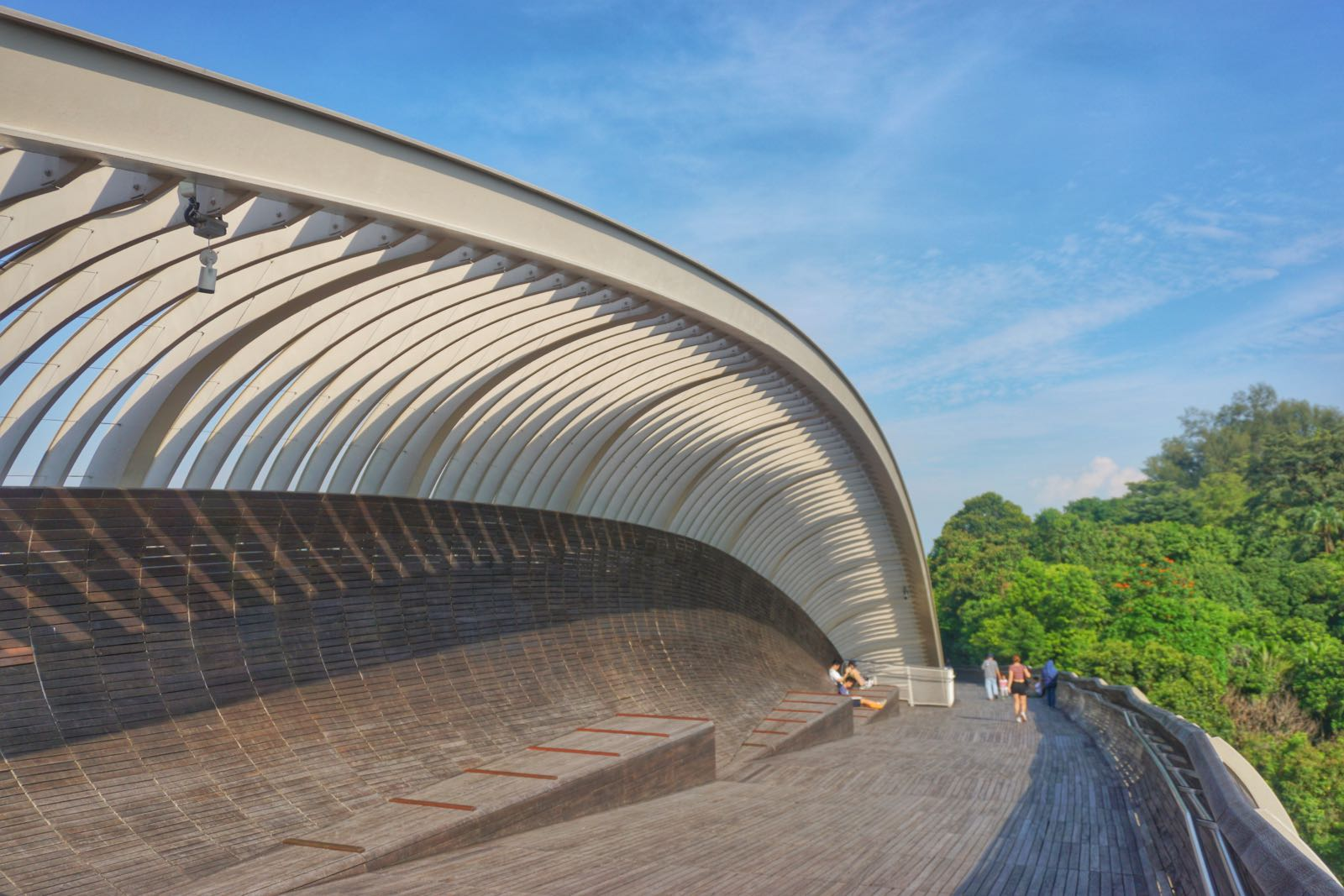 Henderson Waves Jembatan Hits Di Singapore