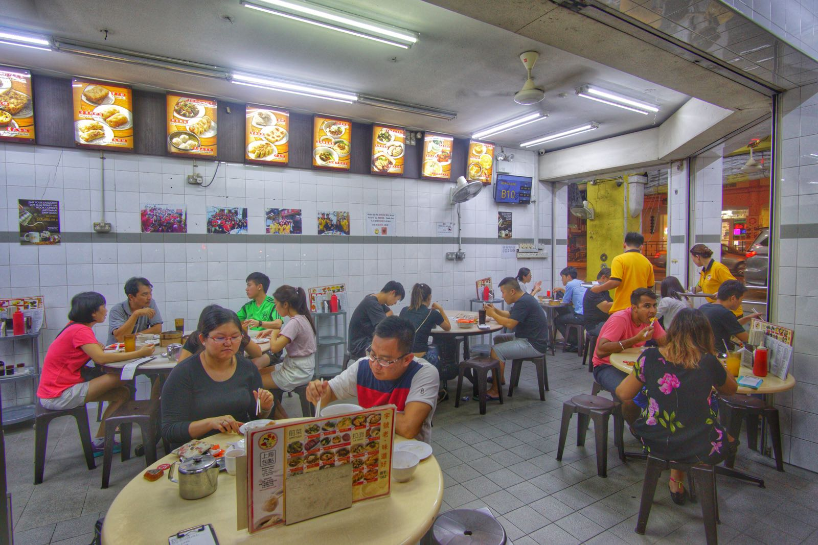 Makan Dimsum Di Little India Singapore