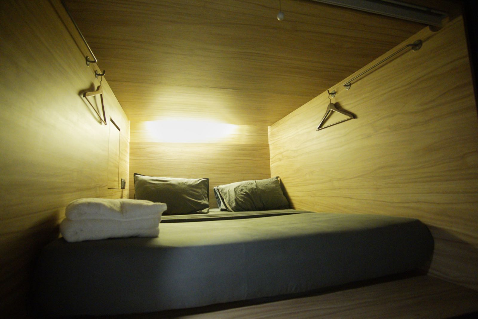 The Pod Boutique Capsule Hotel Bugis Singapore