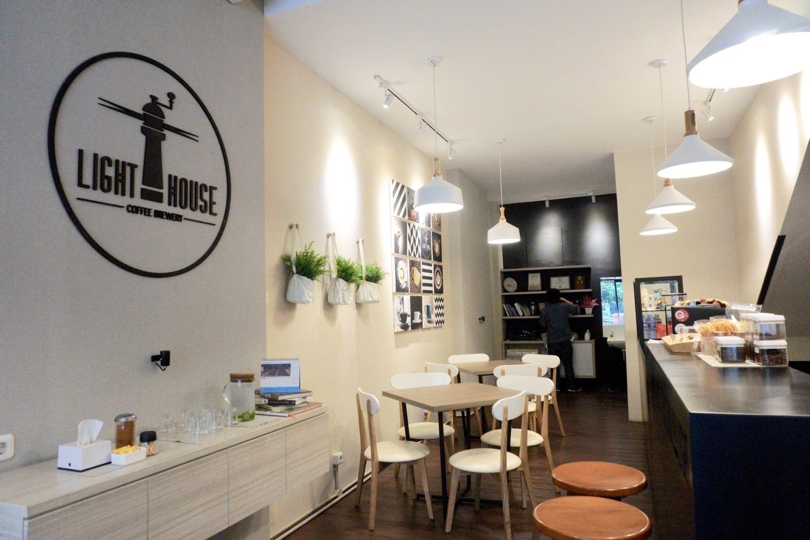 Lighthouse Coffee Brewery Bandung