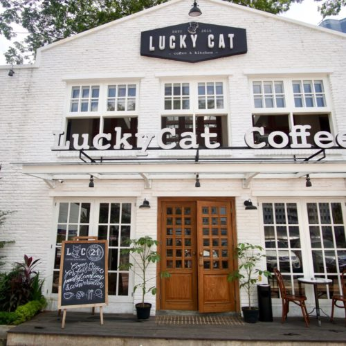 Lucky Cat Coffee Kitchen
