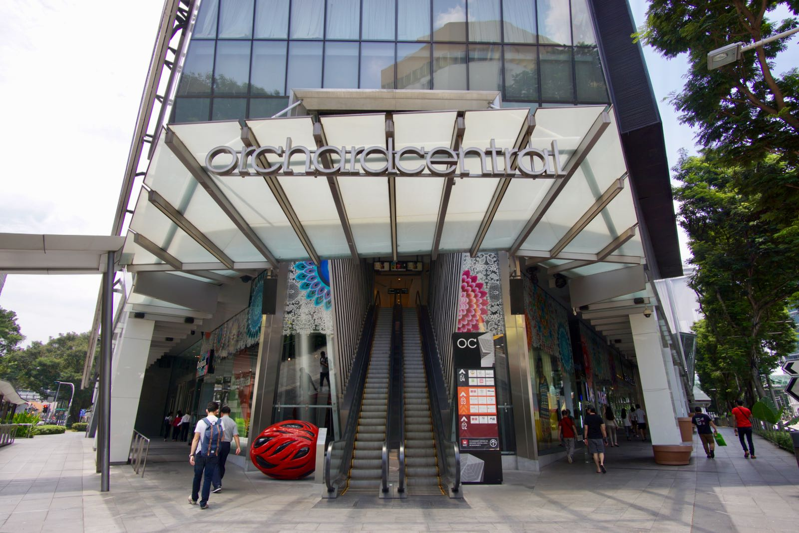 Orchard Central Singapore