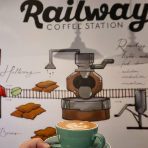 Railway Coffee Station