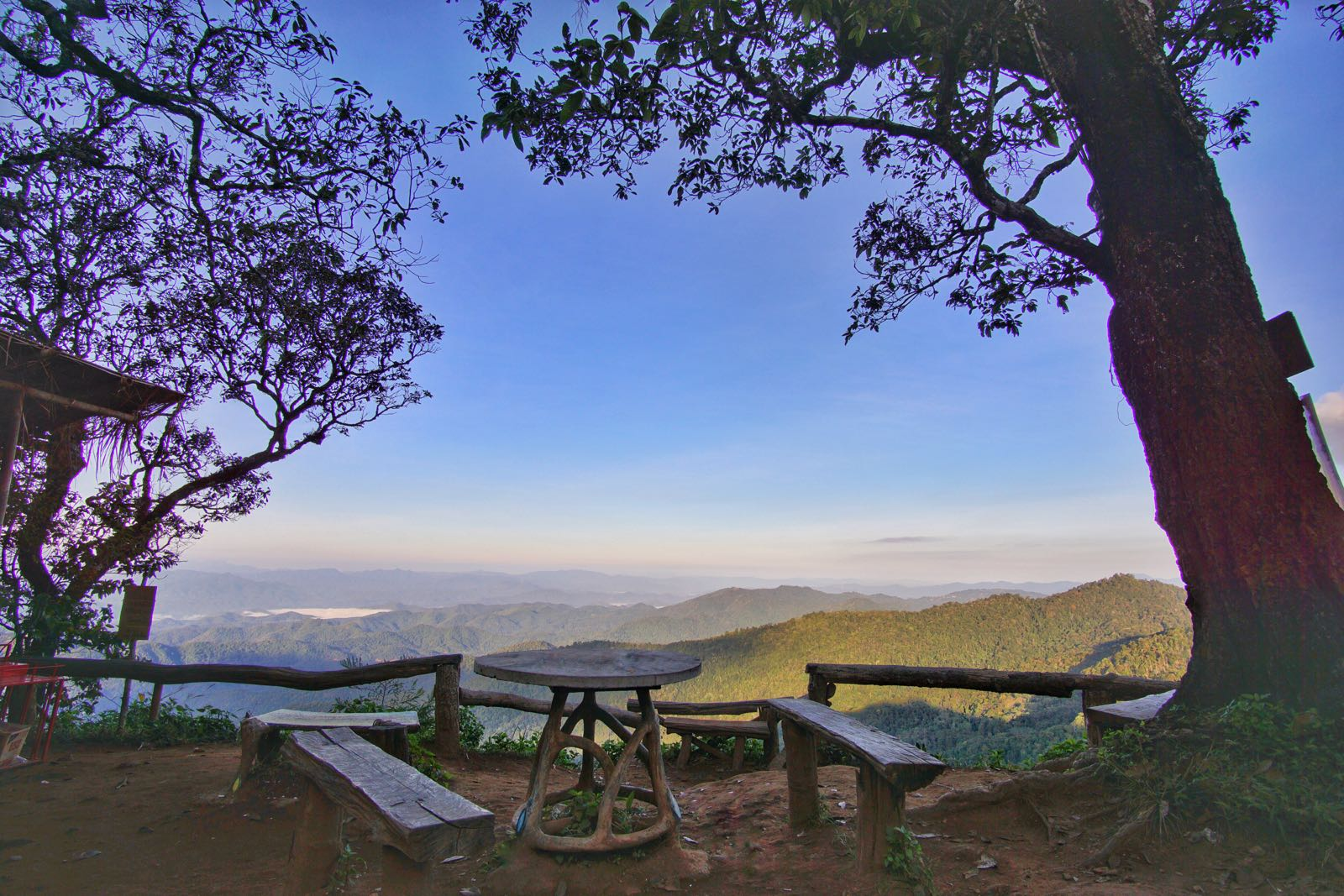 Doi Pui View Point