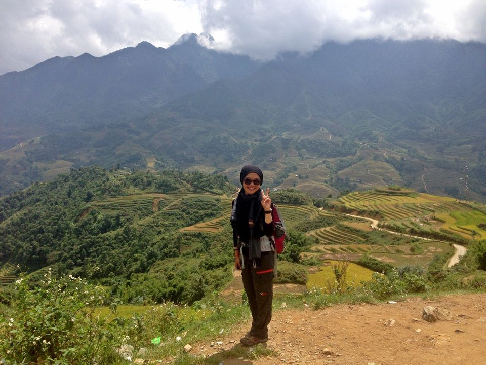 Solo Female Traveler Indonesia Akid
