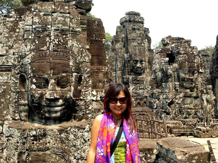 Solo Female Traveler Indonesia Susan