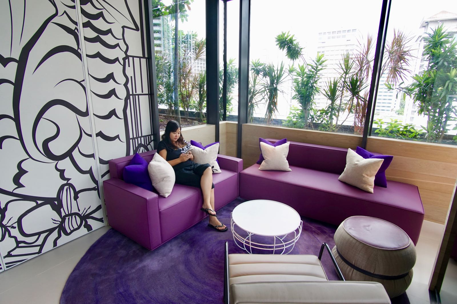 Coworking Space Yotel Singapore