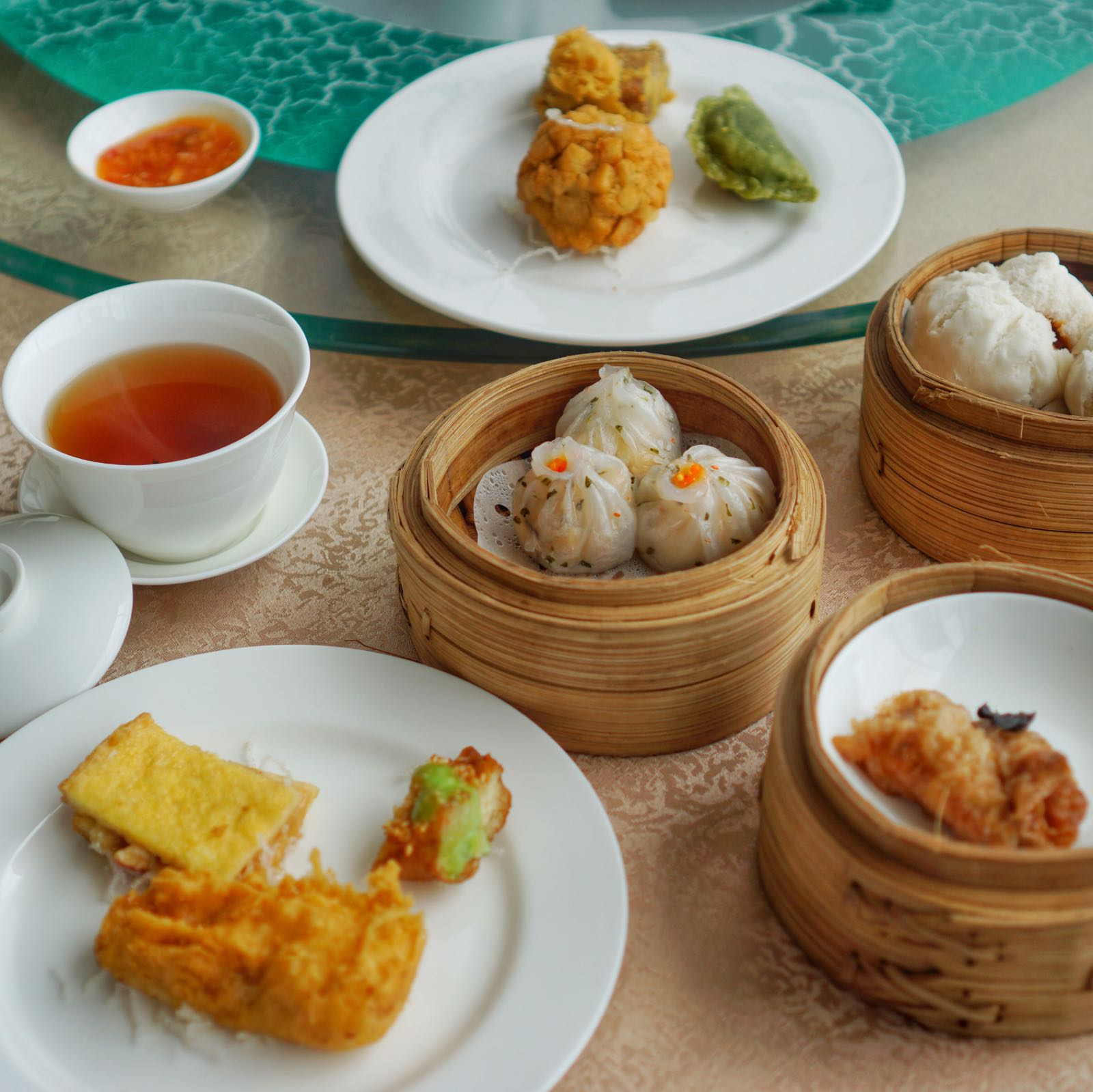 Dimsum Buffet Intercon