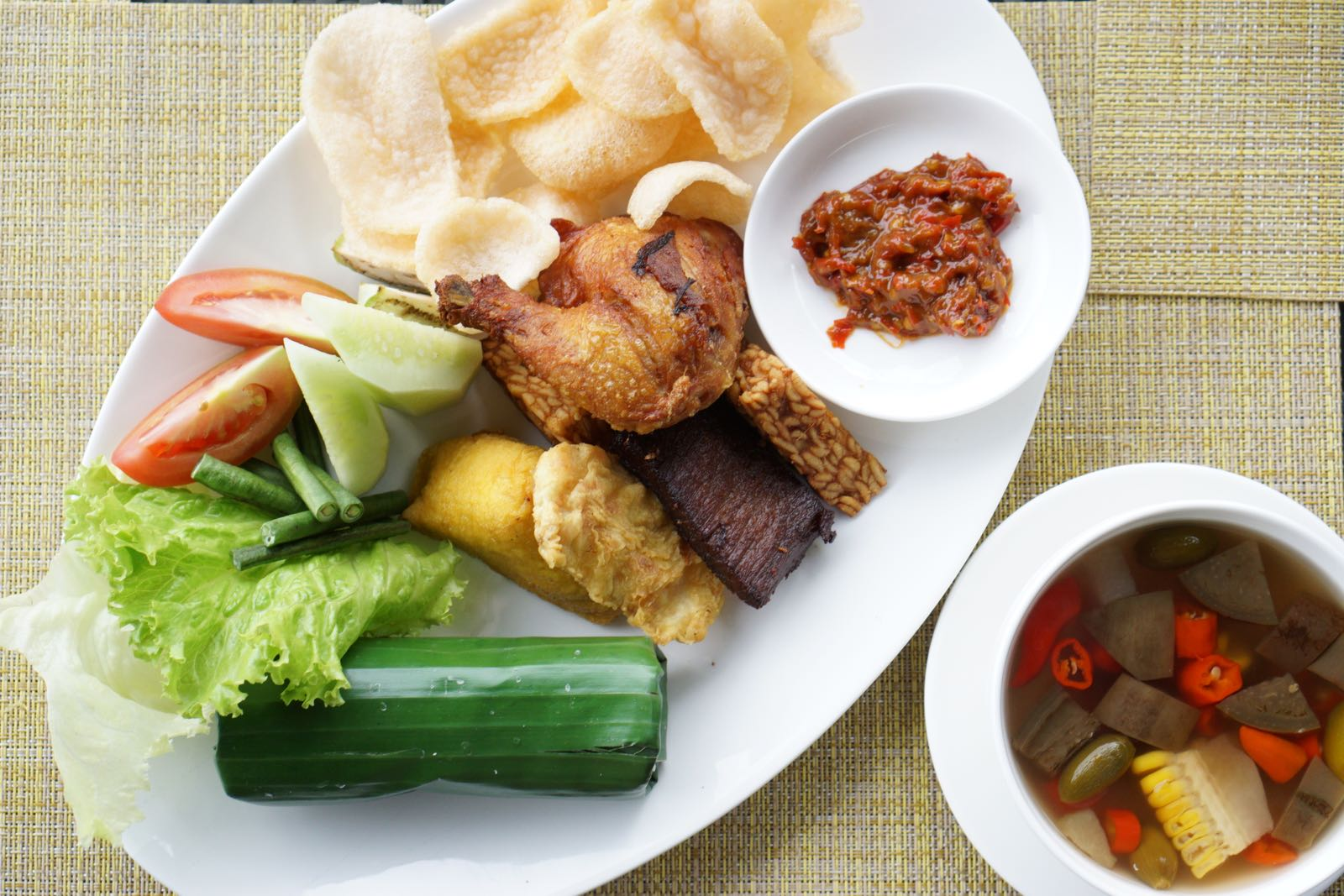 Nasi Timbel Intercon