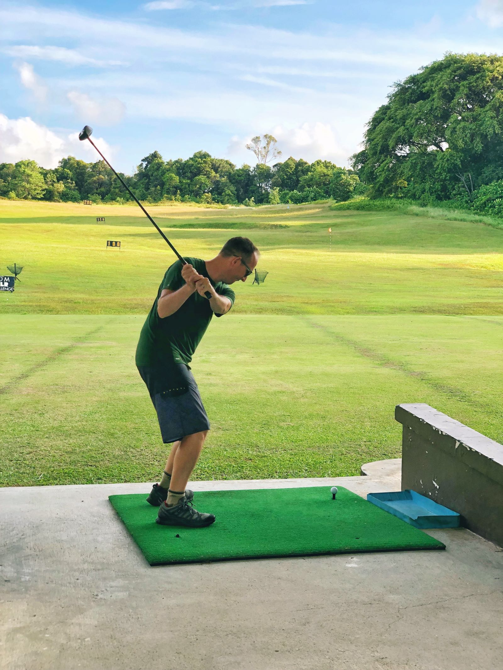 Driving Range Bintan Lagoon Resort