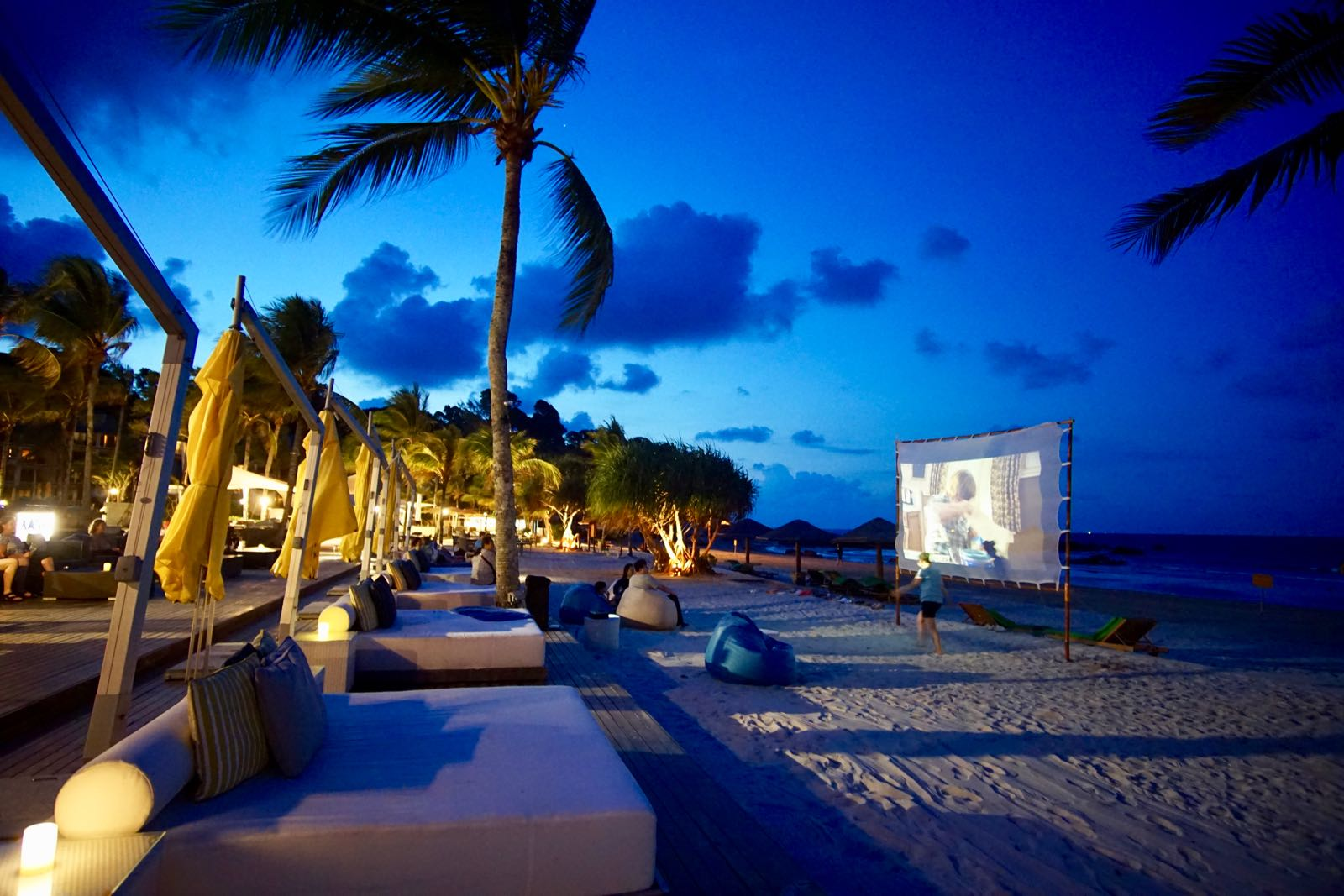 Movie Night Cassia Bintan