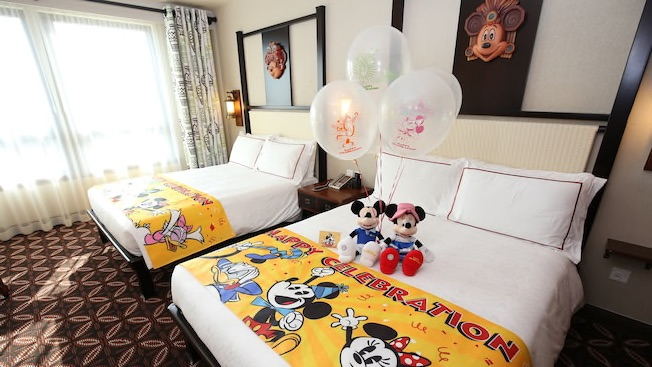 Disney Lodge Hong Kong