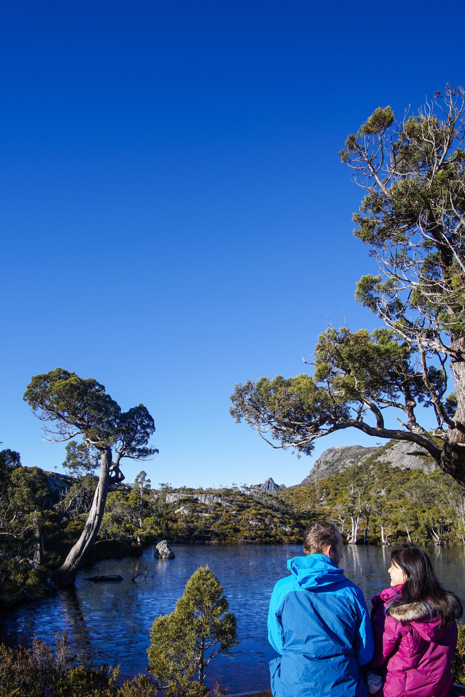 Rewind 2018 Tasmania Cradle Mountain