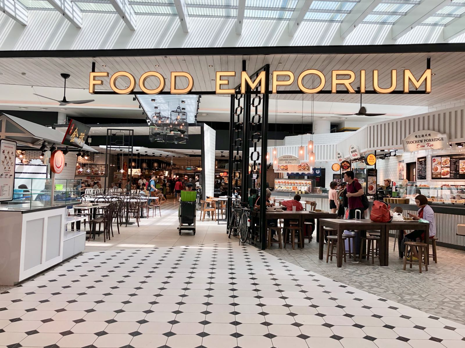 Food Emporium Terminal 4 Changi