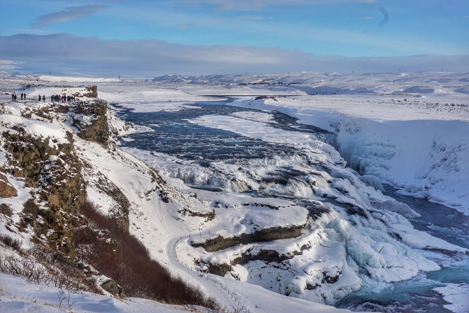 Gulfoss Golden Circle Iceland