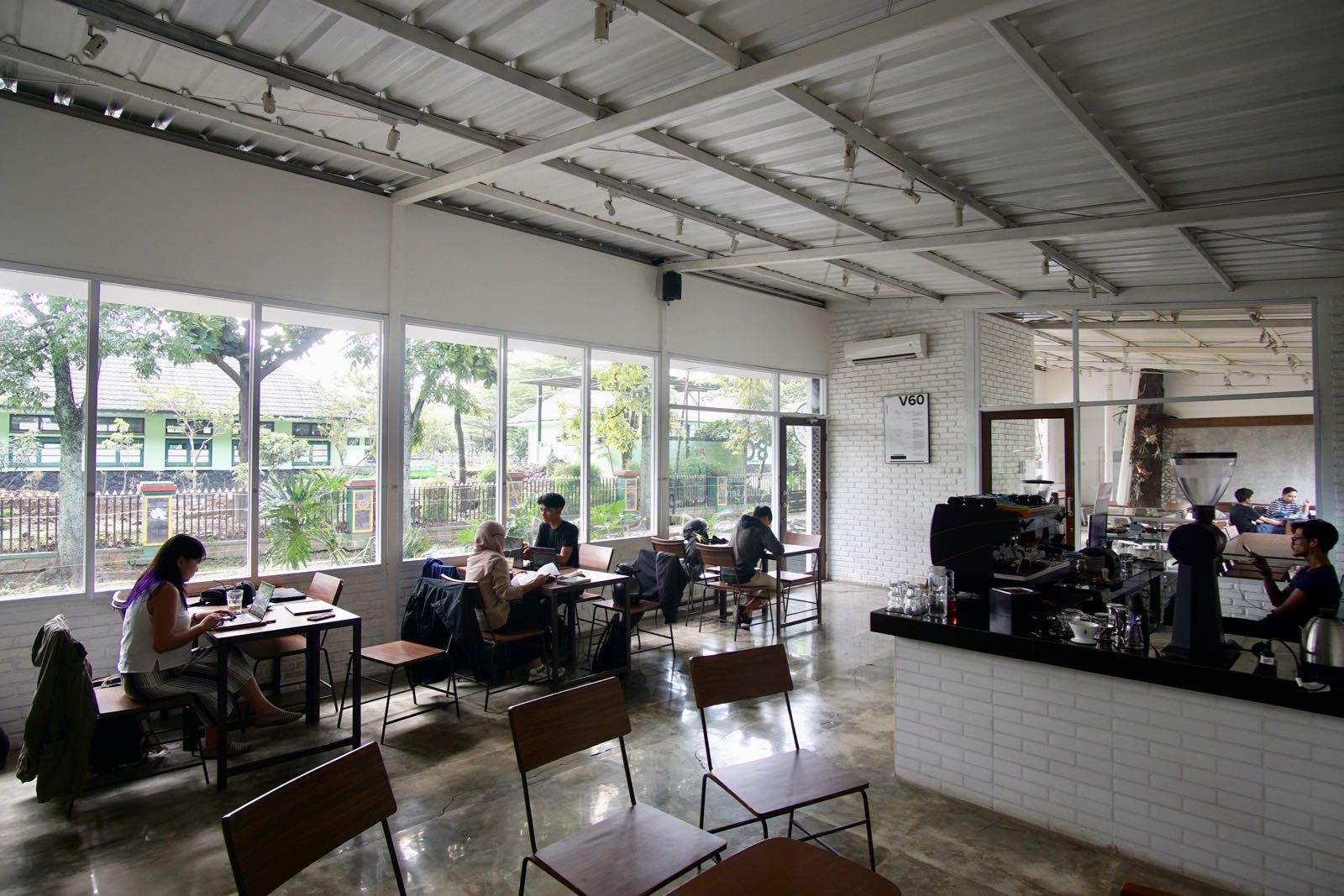 Righthands Coffee Bandung