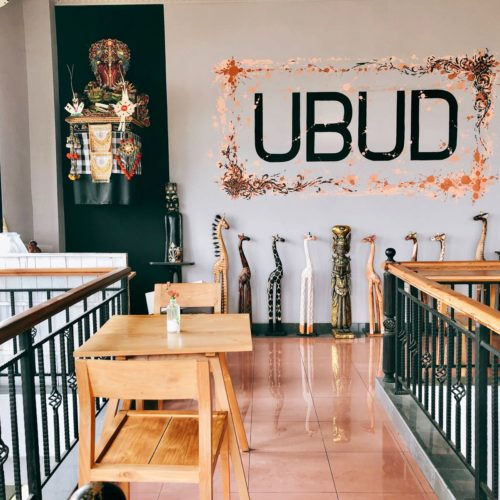 Coffee Shop Di Ubud