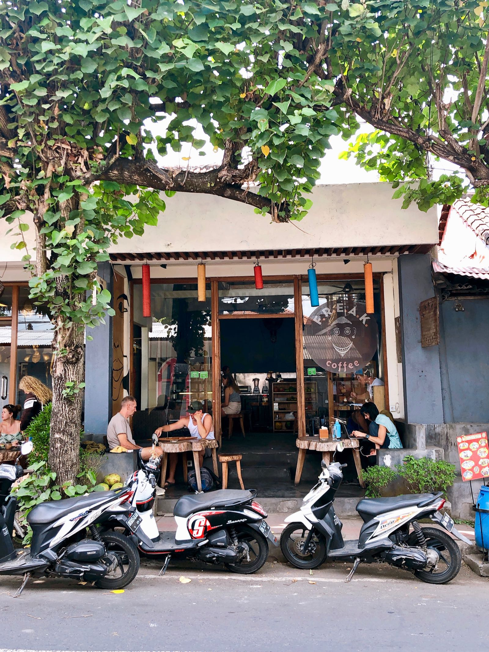 FREAK Coffee Ubud